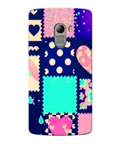Cute Girly Lenovo Vibe K4 Note Mobile Cover