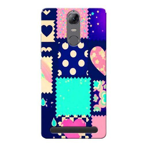 Cute Girly Lenovo Vibe K5 Note Mobile Cover
