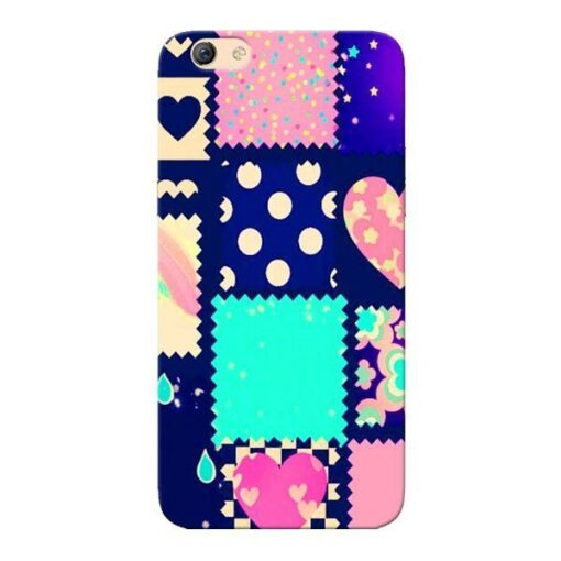 Cute Girly Oppo F3 Mobile Cover