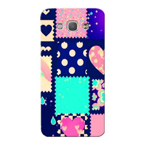 Cute Girly Samsung Galaxy A8 2015 Mobile Cover
