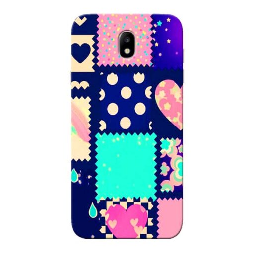 Cute Girly Samsung Galaxy J7 Pro Mobile Cover