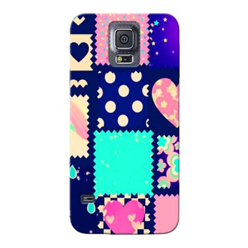 Cute Girly Samsung Galaxy S5 Mobile Cover
