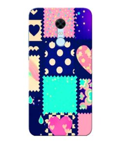 Cute Girly Xiaomi Redmi Note 5 Mobile Cover