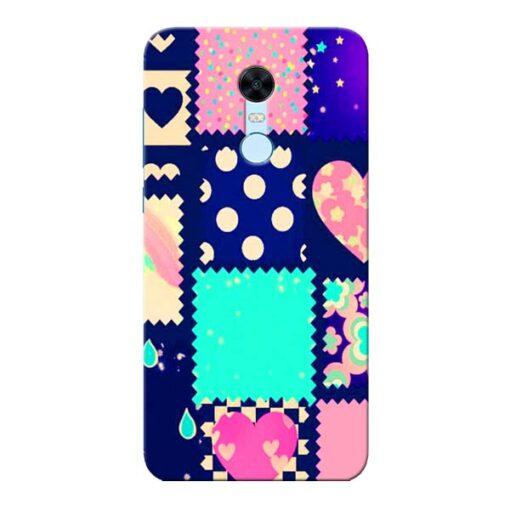 Cute Girly Xiaomi Redmi Note 5 Mobile Cover