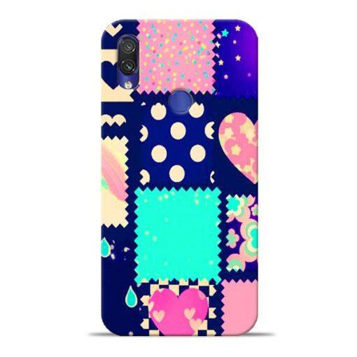 Cute Girly Xiaomi Redmi Note 7 Mobile Cover