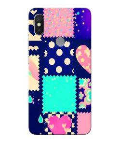 Cute Girly Xiaomi Redmi S2 Mobile Cover