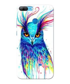 Cute Owl Honor 9 Lite Mobile Cover