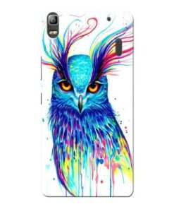 Cute Owl Lenovo K3 Note Mobile Cover