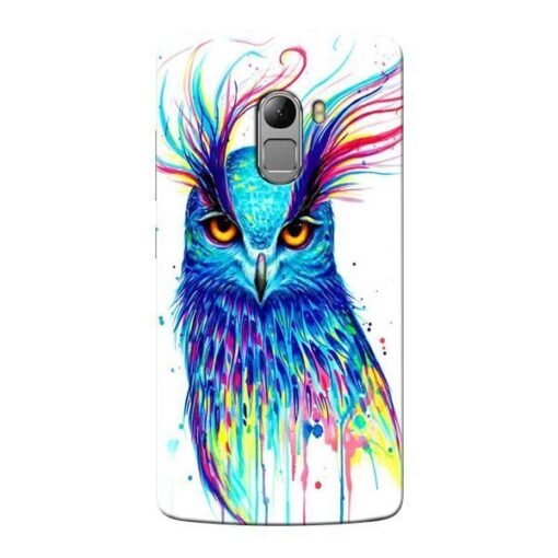 Cute Owl Lenovo Vibe K4 Note Mobile Cover