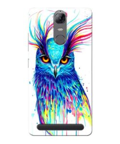 Cute Owl Lenovo Vibe K5 Note Mobile Cover