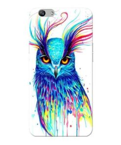 Cute Owl Oppo F1s Mobile Cover