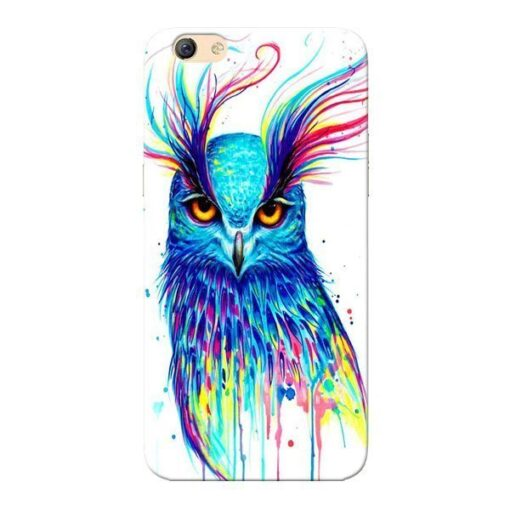 Cute Owl Oppo F3 Mobile Cover