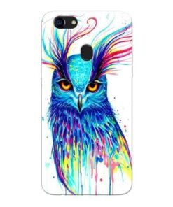 Cute Owl Oppo F5 Mobile Cover