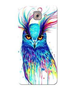 Cute Owl Samsung Galaxy J7 Max Mobile Cover