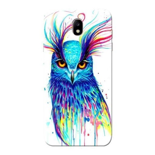 Cute Owl Samsung Galaxy J7 Pro Mobile Cover