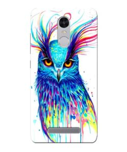 Cute Owl Xiaomi Redmi Note 3 Mobile Cover