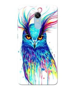 Cute Owl Xiaomi Redmi Note 4 Mobile Cover