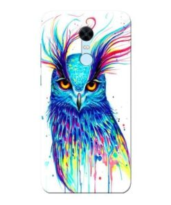Cute Owl Xiaomi Redmi Note 5 Mobile Cover