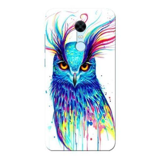 Cute Owl Xiaomi Redmi Note 5 Mobile Cover