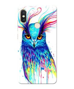 Cute Owl Xiaomi Redmi Note 5 Pro Mobile Cover
