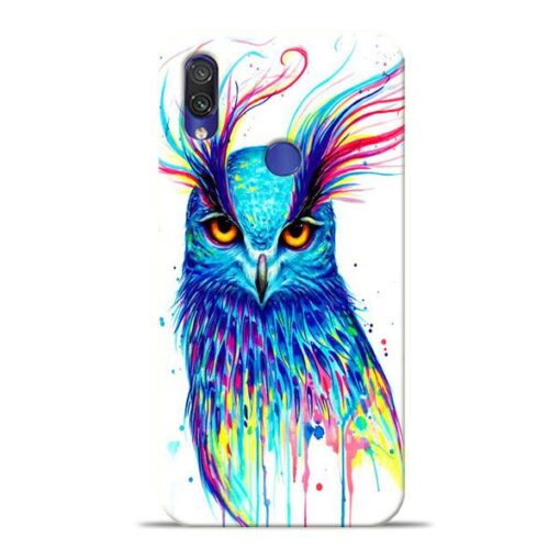 Cute Owl Xiaomi Redmi Note 7 Pro Mobile Cover