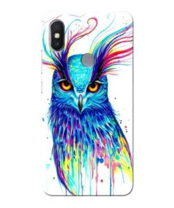 Cute Owl Xiaomi Redmi Y2 Mobile Cover