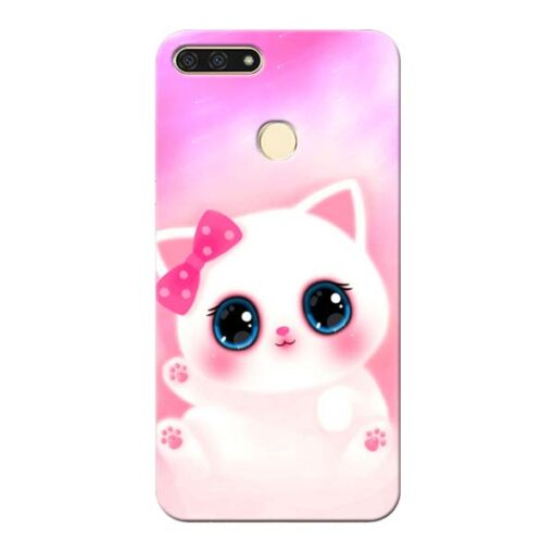 Cute Squishy Honor 7A Mobile Cover