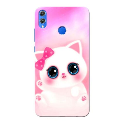 Cute Squishy Honor 8X Mobile Cover
