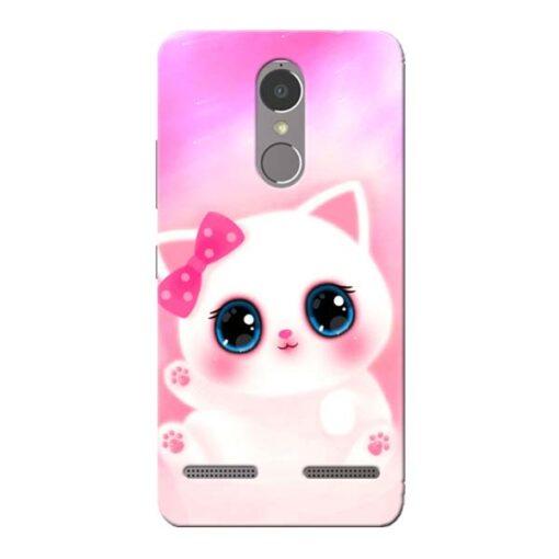 Cute Squishy Lenovo K6 Power Mobile Cover