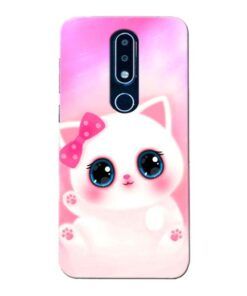 Cute Squishy Nokia 6.1 Plus Mobile Cover