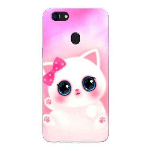 Cute Squishy Oppo F5 Mobile Cover