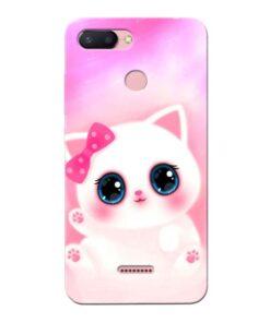 Cute Squishy Xiaomi Redmi 6 Mobile Cover
