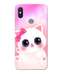 Cute Squishy Xiaomi Redmi Y2 Mobile Cover