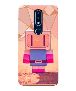 Cute Tumblr Nokia 6.1 Plus Mobile Cover
