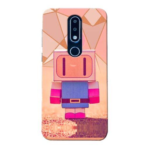 Cute Tumblr Nokia 6.1 Plus Mobile Cover