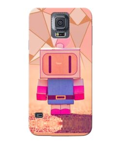 Cute Tumblr Samsung Galaxy S5 Mobile Cover