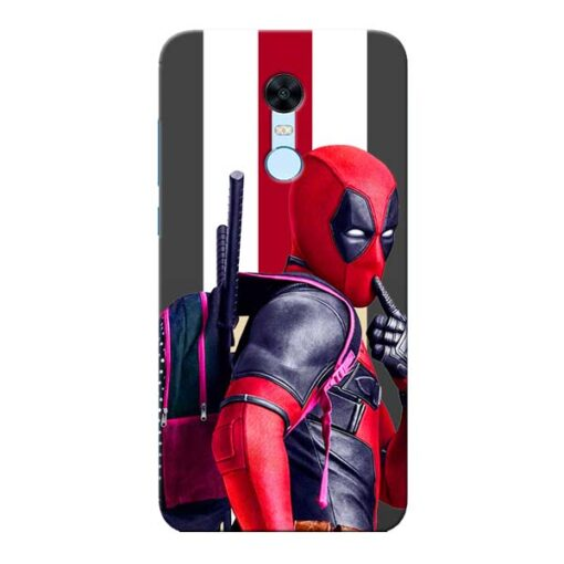 DeadPool Star Xiaomi Redmi Note 5 Mobile Cover