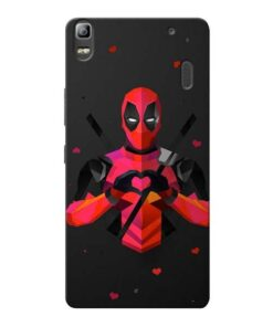 DeedPool Cool Lenovo K3 Note Mobile Cover