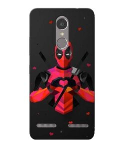 DeedPool Cool Lenovo K6 Power Mobile Cover