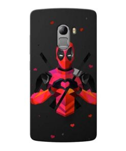 DeedPool Cool Lenovo Vibe K4 Note Mobile Cover