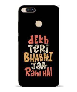 Dekh Teri Bhabhi Mi A1 Mobile Cover