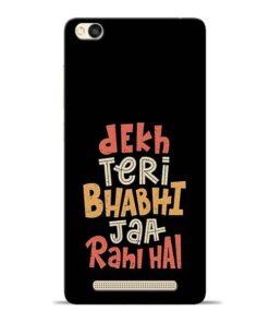 Dekh Teri Bhabhi Redmi 3s Mobile Cover