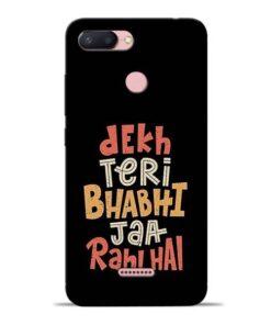 Dekh Teri Bhabhi Redmi 6 Mobile Cover
