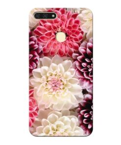 Digital Floral Honor 7A Mobile Cover