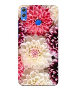 Digital Floral Honor 8X Mobile Cover