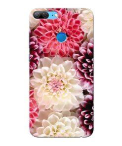 Digital Floral Honor 9 Lite Mobile Cover