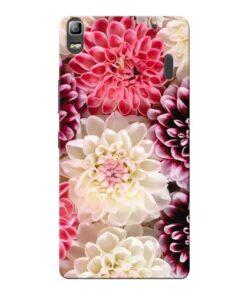 Digital Floral Lenovo K3 Note Mobile Cover