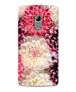 Digital Floral Lenovo Vibe K4 Note Mobile Cover
