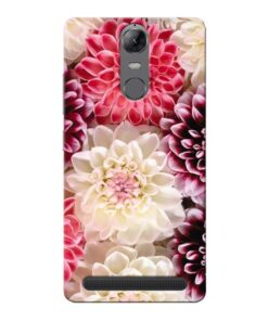 Digital Floral Lenovo Vibe K5 Note Mobile Cover