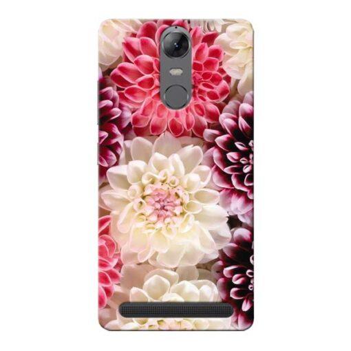 Digital Floral Lenovo Vibe K5 Note Mobile Cover